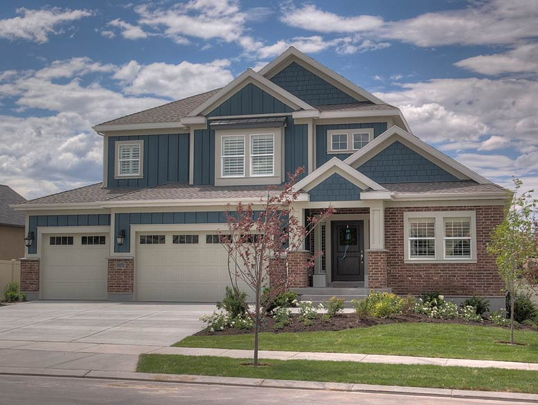Commona my house house guests the model home in my new neighborhood contemporary classic - House images new ...